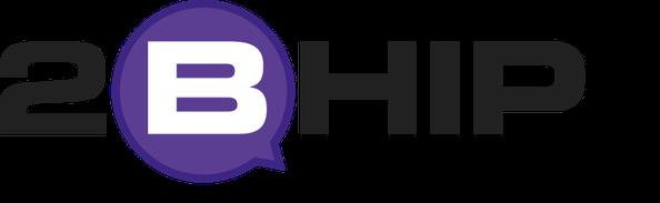 2BHIP Logo